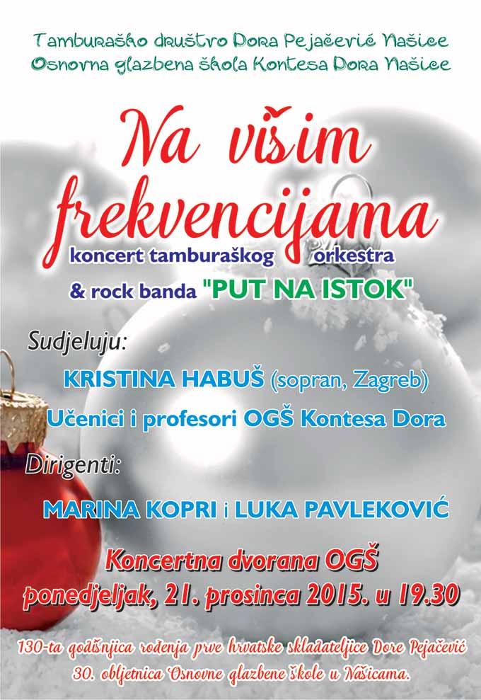 koncert frenkvencije