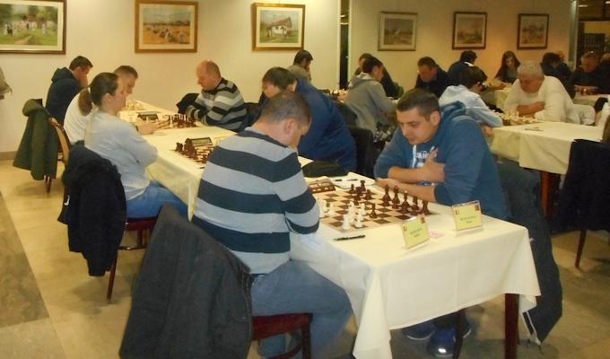 Odigran Šahovski kup za Osječko - baranjsku županiju
