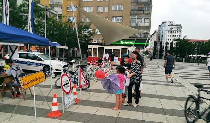 Održan Urbani bike festival Osijek – BikeOS olimpijada