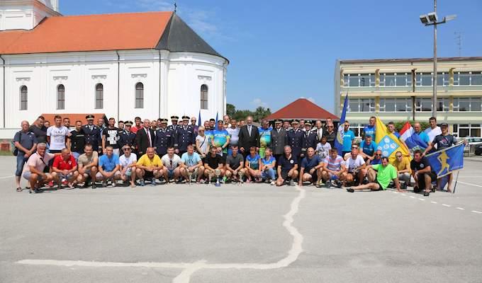 """URT """" Nexe Team """" trčao 1. Memorijalnu utrku """" Vitezovi Dalja"""""""