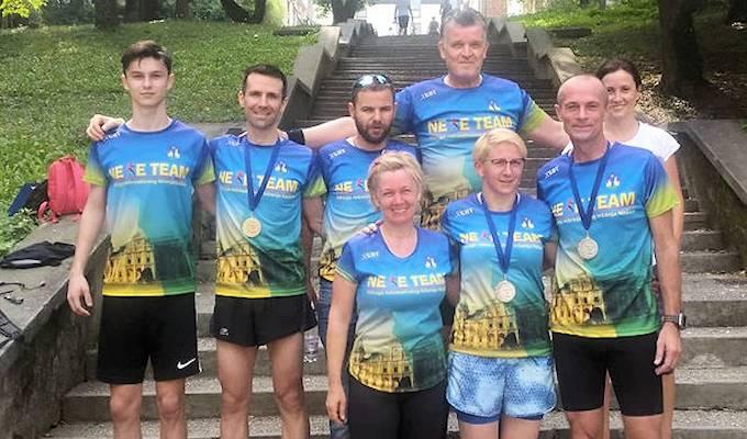 """Humanitarno, natjecateljski, memorijalno - URT """"Nexe team"""" Našice vrlo aktivan"""