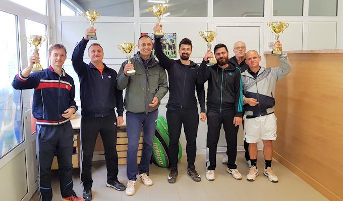 """Održan teniski turnir """"Đurdan Open 2018."""""""