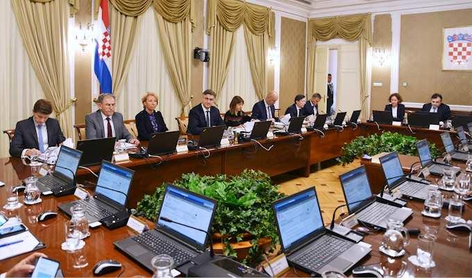 Održana 117. sjednica Vlade