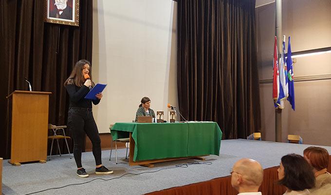 Održan književni susret s Julijanom Adamović