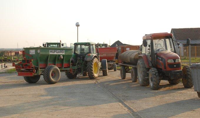 Poljoprivrednicima odobreno dodatno pravo na potrošnju plavog dizela