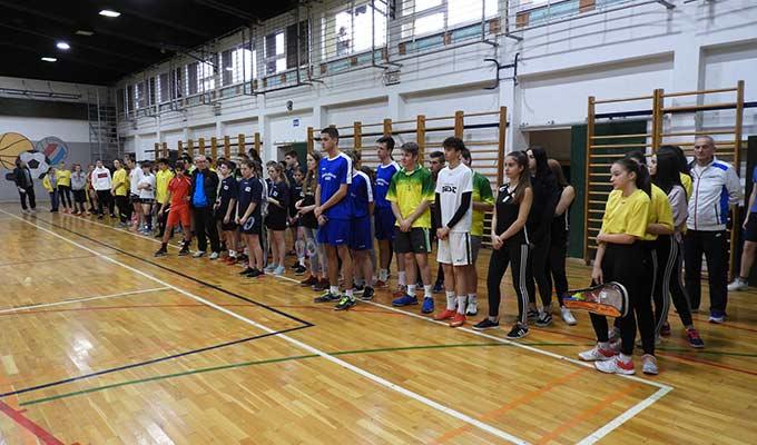 Ostvarena 3 državna prvenstva u badmintonu
