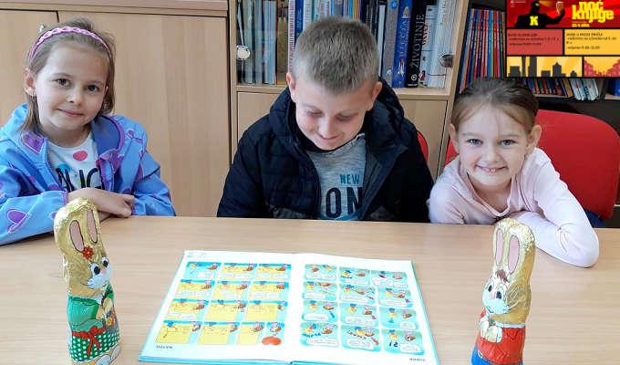Svjetski Dan knjige u školskoj knjižnici OŠ Ivane Brlić Mažuranić Koška