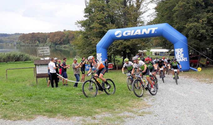 Članovi biciklističkog kluba Našice vozili utrku u Virovitici